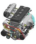 Газель и Соболь с двигателем ЗМЗ-40524 Евро-3, руководство по обслуживанию и ремонту двигателя, его систем, электрооборудования