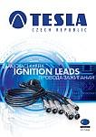 Каталог TESLA, высоковольтные провода зажигания с резистивным, медным и индуктивным сердечником, устройство и применение