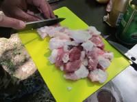 Бограч мясное блюдо и количество мясных продуктов в нем должно преобладать над количеством остальных