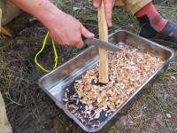 Подходящие породы деревьев для горячего копчения рыбы