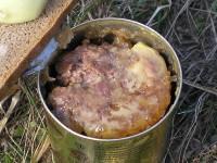 Мясные консервы, тушенка, конина тушеная, ОАО БМК