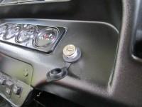Автомобильная розетка на 12V вместо прикуривателя в Уаз Хантер