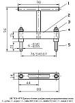 Произвести корректировку установки распределительных валов с помощью специальных приспособлений ЗМ 7820-4579 и ЗМ 7820-4580