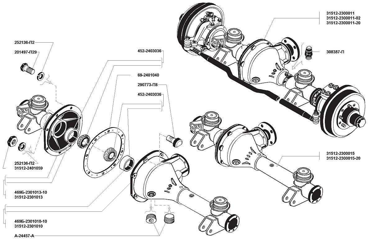 инструкция по ремонту карданных валов 4696