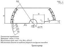 Транспортир для проверки фаз газораспределения на ЗМЗ-409