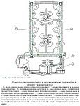 В головке блока цилиндров двигателя ЗМЗ-51432 CRS располагается система отверстий для подвода масла к опорам распределительных валов