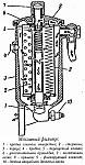 Фильтр очистки масла системы смазки двигателя ЗМЗ-4021