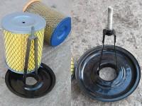 Доработка крышки корпуса воздушного фильтра Уаз Патриот и Уаз Хантер для установки низкого фильтрующего элемента