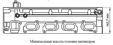 Ремонт головки блока цилиндров двигателя ЗМЗ-40906, ремонт клапанов, клапанного механизма и распределительных валов ЗМЗ-40906