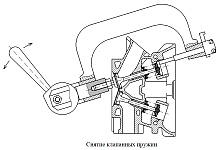 Ремонт, проверка герметичности, притирка, обработка рабочей фаски клапанов двигателя ЗМЗ-40906