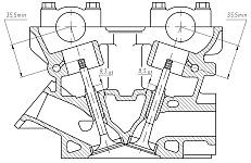 Замена направляющих втулок клапанов двигателя ЗМЗ-40906