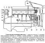 Система охлаждения двигателя ЗМЗ-40524 на автомобилях Газель и Соболь, устройство, принцип действия, контроль температуры