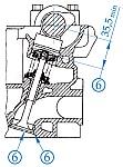Коробление тарелки клапана и прогорание клапана и седла можно ремонтировать следующим образом