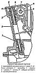 Привод 406.1011200-20 масляного насоса 406.1011010-03 двигателя ЗМЗ-4062, устройство, принцип работы