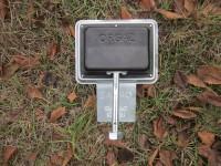 Устройство каталитического газового инфракрасного обогревателя ORGAZ BSB-600