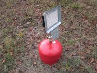Каталитический газовый инфракрасный обогреватель ORGAZ BSB-600, обзор и впечатления от работы