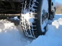 Движение по снегу и льду, преодоление сугробов и снежных заносов, поведение разных типов шин на снегу и льду, повышение проходимости по снегу и льду