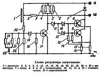 Регулятор напряжения генератора уаз 469