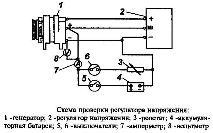 3702 01 регулятор напряжения схема подключения фото 750