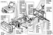 Бесконтактный электронный регулятор напряжения РР132А, устройство