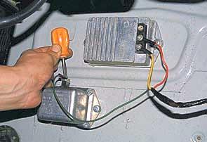 Аварийный вибратор, перевод системы зажигания Уаз в аварийный режим
