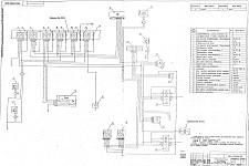 Электрическая схема кондиционера Delphi устанавливаемого на Уаз Патриот