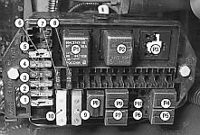 Дополнительный блок реле и предохранителей М150 на Уаз Патриот
