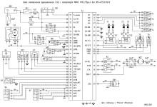 Схема электрооборудования уаз 390995 инжектор