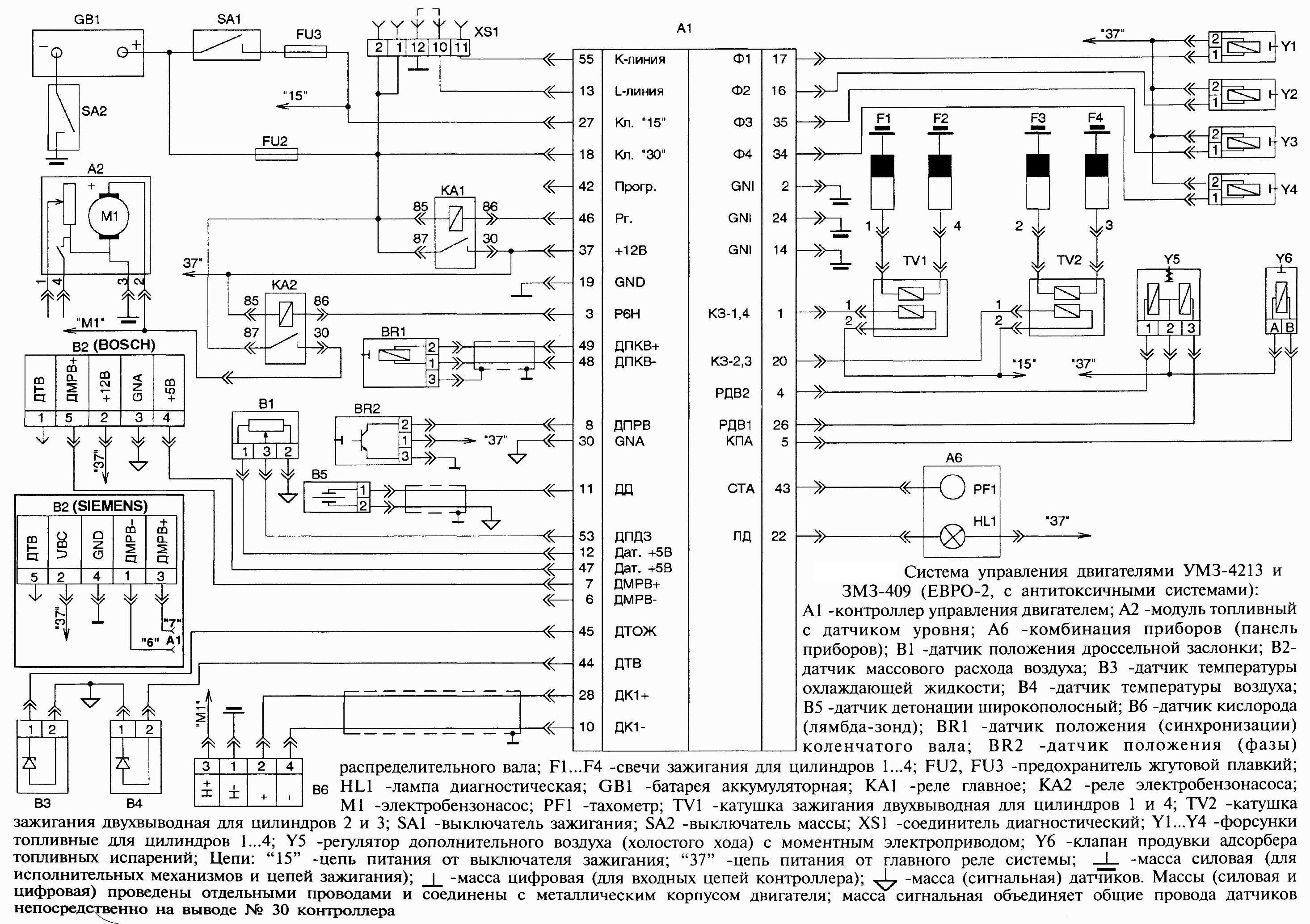 Схема кмпсуд микас 7.1