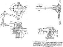 Ремонт рулевого редуктора уаз 469 своими руками
