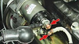 Что делать, если на Газель и Соболь пропала зарядка АКБ, аккумуляторная батарея не подзаряжается, причины, проверка ремня, предохранителя и регулятора напряжения