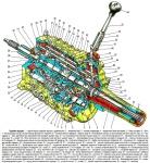 s084m - Схема кпп газель камминз